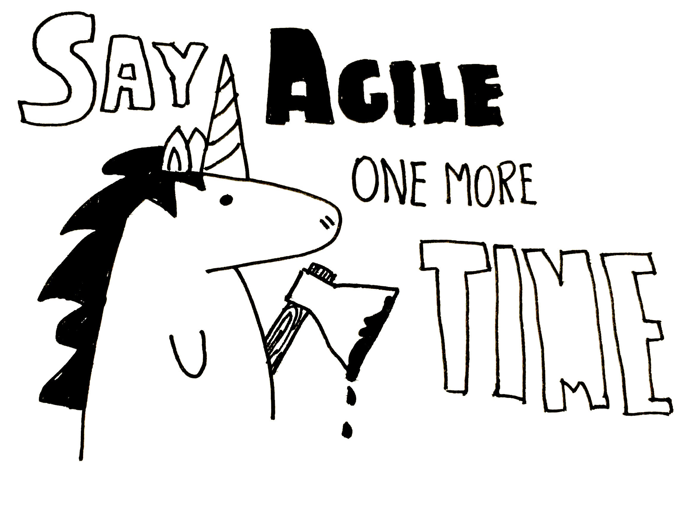 Say agile one more time tisquirrel for More com